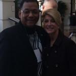 Claude Cummings Jr and Wendy Davis 2014