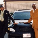 Claude Cummings Jr and Earl Sampson