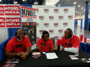 Hosts of HHMC Ministry With A Message - MJWJ Talk Radio