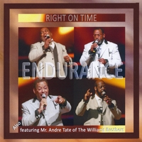 Right on Time Cd cover